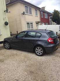 BMW 120,d,full service history