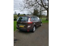 Renault grand scenic- 7 seater-2010-1.5 diesel