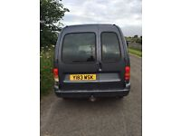 CHEAP VAN FOR SALE, VOLKSWAGEN VW CADDY VAN 1.9 DIESEL READY TO WORK, CHEAPEST PRICE ONLY £599