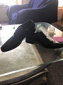 Size 9 black shoes