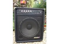 Carlsbro Bass Bomber Amplifier 100W,Hardly Used.