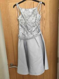 Grey dress size 10