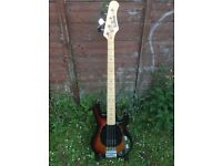 Jim Deacon 'MusicMan' Bass Guitar
