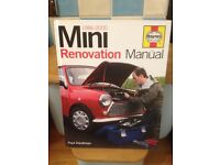 Haynes mini renovation manual