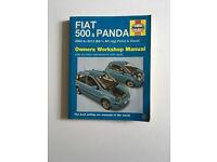 Haynes Fiat 500 & Panda 2004-2012 (53 to 61 reg) Petrol & Diesel - Owners Workshop Manual