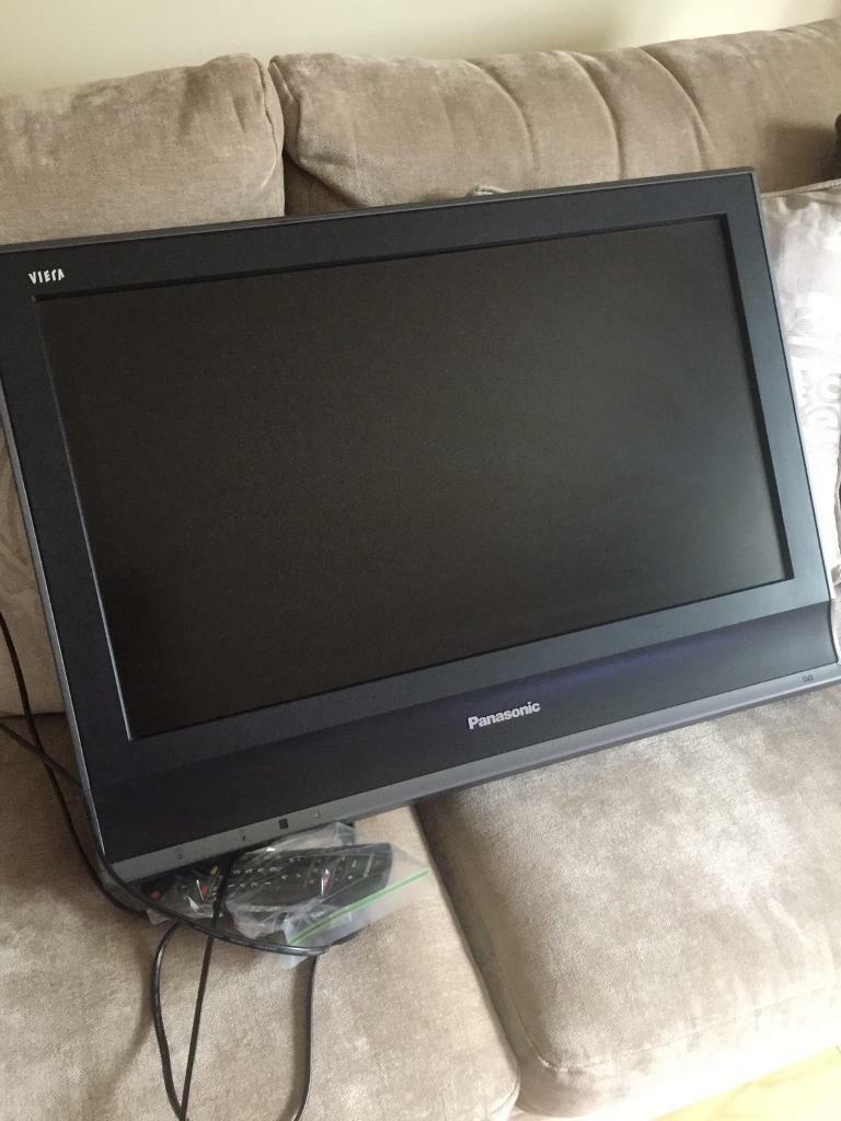 Panasonic viera 26 inch flat screen tv