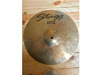 "Stagg 16"" Hi Hats"