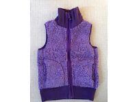 Uniqlo Fleece Vest Size Small