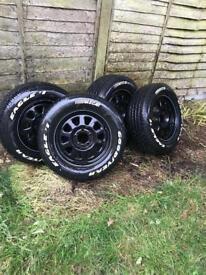 Tyres goodyear