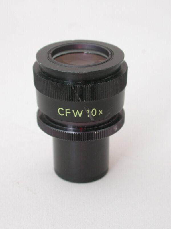 Nikon CFW 10x Microscope Eyepiece