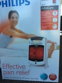 Infra red heat lamp as new