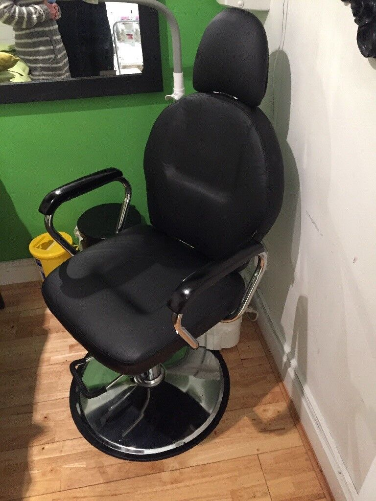 Reclining Barber Chair Hairdressing
