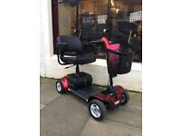 Mobility Scooter Heavy Duty Boot Size