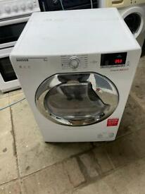 Hoover Condenser dryer in white 9kg