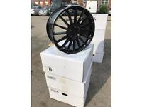 "4 19"" alloy wheels alloys rims tyre tyres vw Volkswagen seat Skoda audi Mercedes"