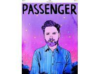 Passenger barrowlands tickets