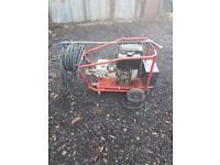 Diesel Yamaha power washer for sale