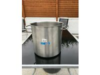 Catering Stock Pot 32 Centimetres Depth