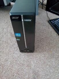 Acer aspire XC600 pc computer
