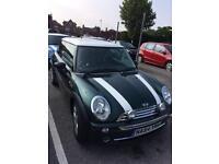 Mini Cooper classic edition