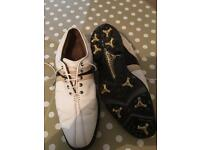 Footjoy Icon Golf shoes size 9 1/2