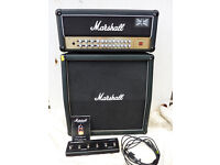 MARSHALL AVT150H head and 4 x 12 cabinet.