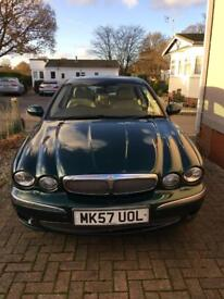 Jaguar X type Sovereign