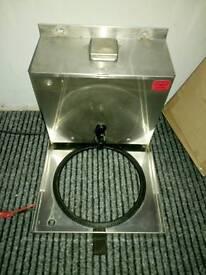 Tea coffee camper hot water 12v boiler