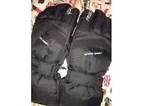 men's ski snowboard gloves