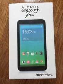 Alcatel onetouch Pixi 7 tablet