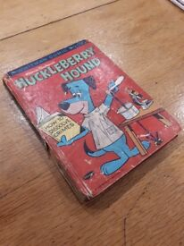 Huckleberry Hound 1962 .