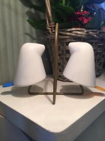 Salt and Pepper Shakers/Pots. Comtemporary/Modern Birds