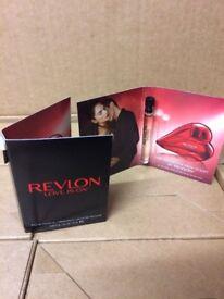 WHOLESALE JOB LOT Revlon Ladies Perfume Samples 1.5ML CARDED