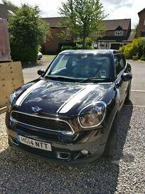 Mini Paceman Cooper S Auto HUGE SPEC
