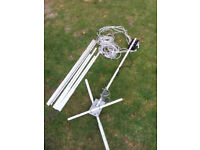 Cobweb HF Antenna - 5 Bands 10m-12m-15m-17m-20m