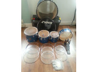 Drum Kit SONOR 2001 Classic and Rare £210 ono