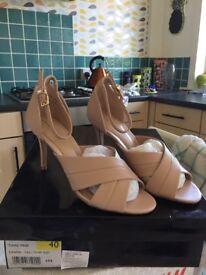 jasper conran pink heels