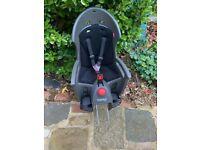 Brand new Hamax Siesta Rear Bike Seat and bracket with user manual