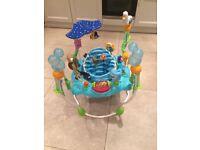 Disney Baby Finding Nemo Sea of Activities Jumperoo