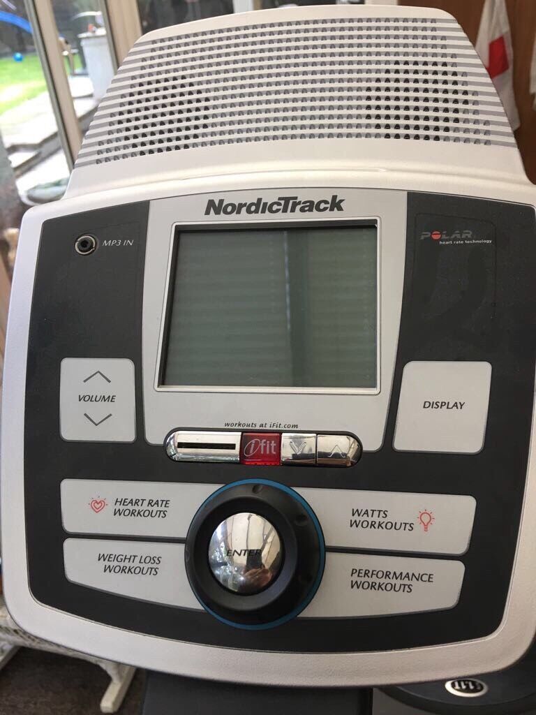 Nordic Track Elliptical Trainer for sale