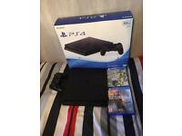 Ps4 Slim 500GB brand new at Christmas