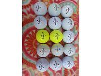15 Callaway Golf Balls