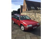 One owner from new Citroen bx19tgd diesel getting rare now