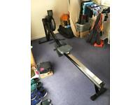 Concept 2 Rowing Machine - Model D - Black - PM5 Monitor