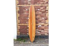 Bickers vintage surfboard longboard
