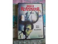 Bride of Re-Animator DVD