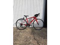 Boys Specialized Allez road bike 44cm frame 24 inch wheels very good condition