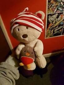 Baby's teddy bear