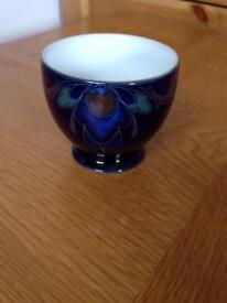 Denby Langley Baroque sugar bowl