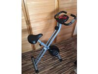 Exercise Bike with built in Pulse Monitor